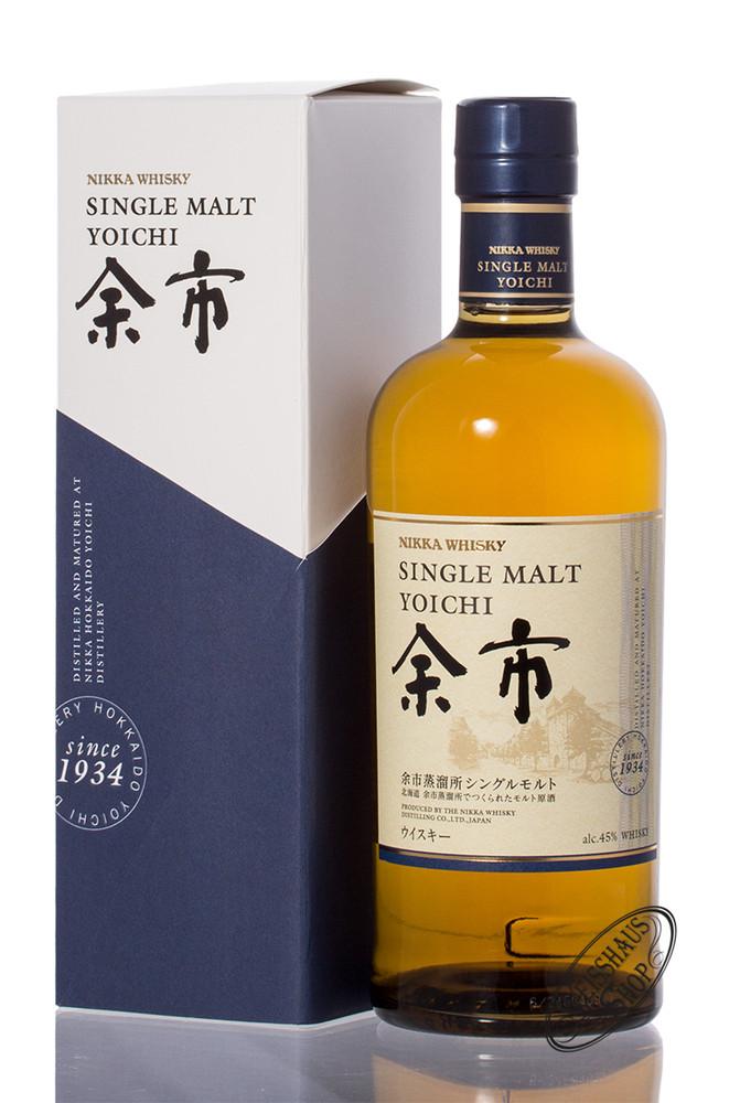 Nikka Yoichi Single Malt Whisky 45% vol. 0,70l