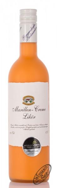Auersthaler Marillen-Creme Likör 17% vol. 0,70l