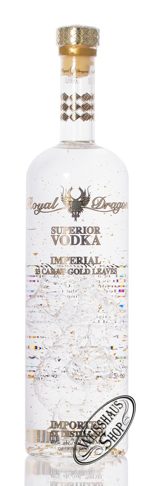 Royal Dragon Superior Vodka Imperial 40% vol. 0,70l