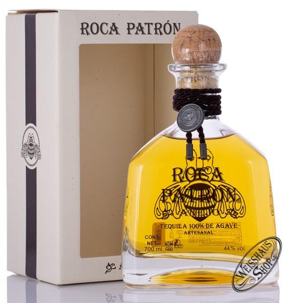 Patron Roca Anejo Tequila 44% vol. 0,70l