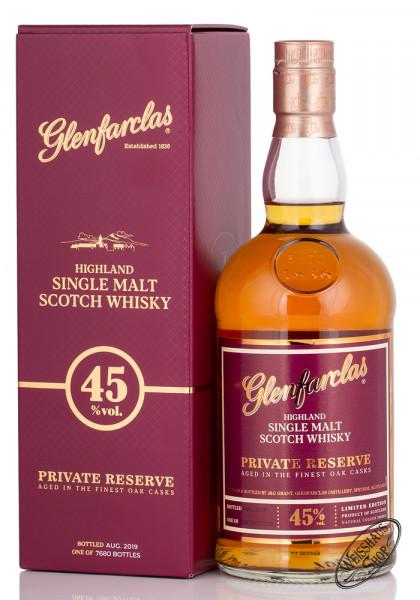 Glenfarclas Private Reserve 2019 Whisky 45% vol. 0,70l