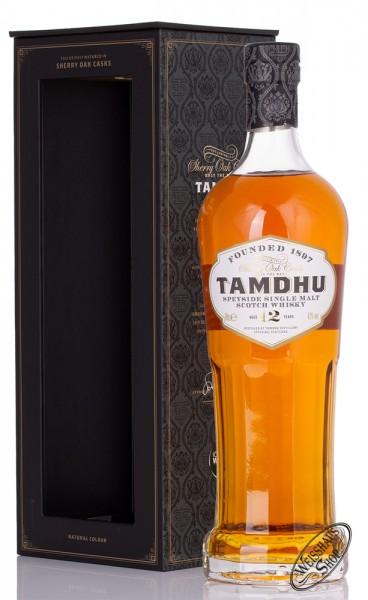Tamdhu 12 YO Single Malt Whisky 43% vol. 0,70l