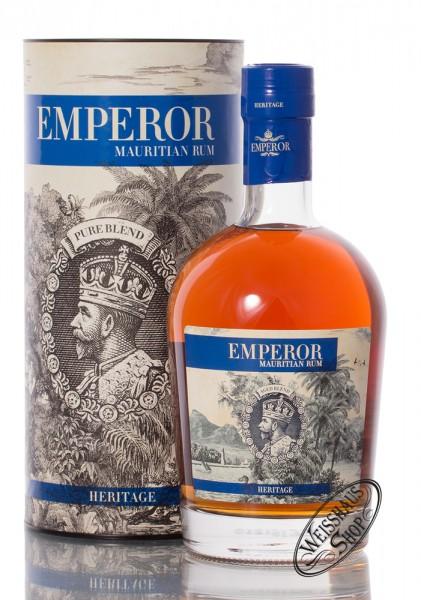 Emperor Mauritian Heritage Rum 40% vol. 0,70l