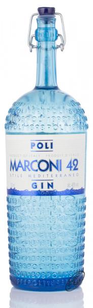Poli Marconi 42 Mediterranean Gin 42% vol. 0,70l