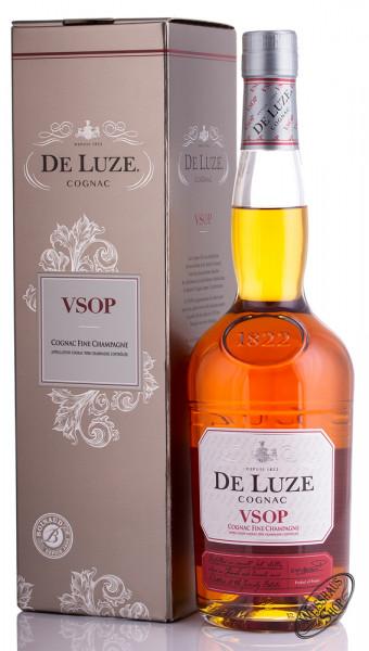 De Luze VSOP Fine Champagne Cognac 40% vol. 0,70l