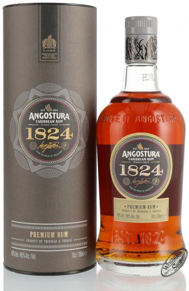 Angostura 12 YO 1824 Premium Rum 40% vol. 0,70l