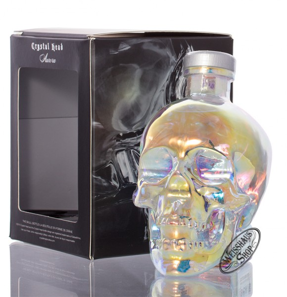 Crystal Head Vodka Aurora 40% vol. 0,70l