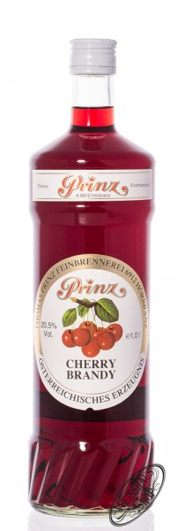 Prinz Cherry Brandy 20,5% vol. 1,0l