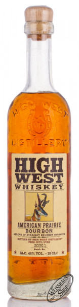 High West American Prairie Whiskey 46% vol. 0,70l
