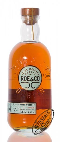 Roe & Co. Blended Irish Whiskey 45% vol. 0,70l