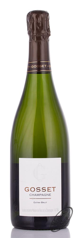 Gosset Extra Brut Champagner 12% vol. 0,75l