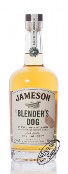 Jameson The Blender's Dog Irish Whiskey 43% vol. 0,70l