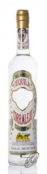 Corralejo Tequila Blanco 38% vol. 0,70l