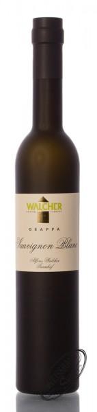 Walcher Grappa Sauvignon Blanc 42% vol. 0,50l