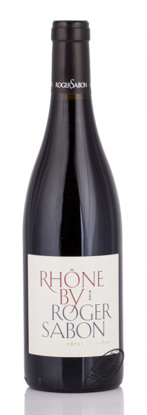 Rhone by Roger Sabon 2019 15% vol. 0,75l