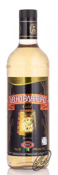 Velho Barreiro Gold Cachaca 39% vol. 0,70l