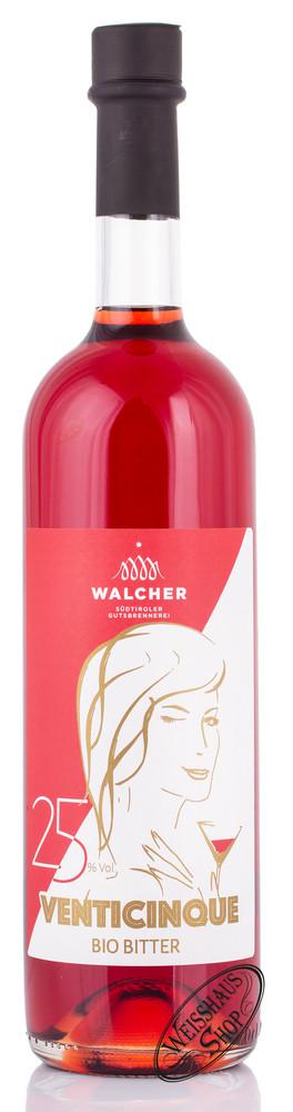 Walcher 25 Bio Bitter 25% vol. 0,70l