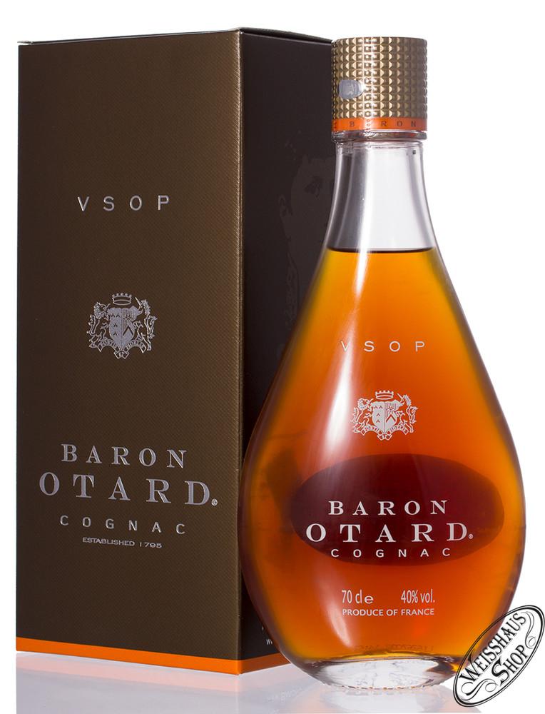 Otard VSOP Cognac 40 % vol. 0,70l