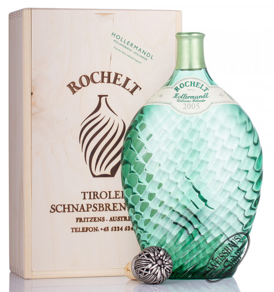 Rochelt Hollermandl (Williams - Holunder) 50% vol. 0,70l