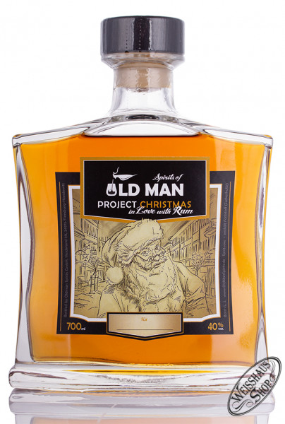 Old Man Project Christmas Spirit 40% vol. 0,70l