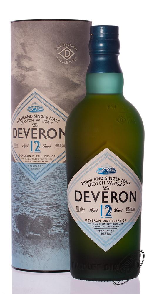 The Deveron 12 YO Whisky 40% vol. 0,70l