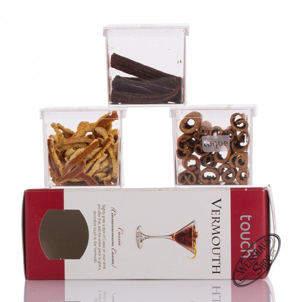Special Touch Vermouth Botanicals 3er Set
