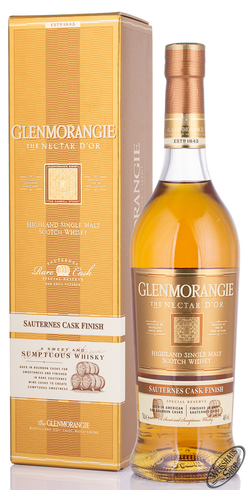 Glenmorangie Nectar D'OR Whisky 46% vol. 0,70l