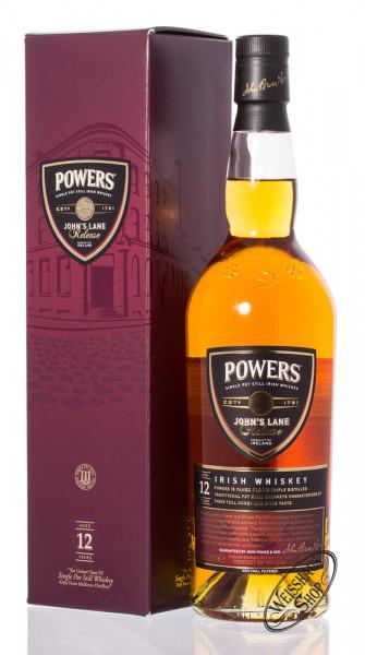 Powers John's Lane Release Irish Whiskey 46% vol. 0,70l
