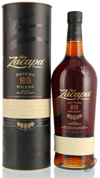 Ron Zacapa Centenario 23 Rum 40% vol. 1,0l