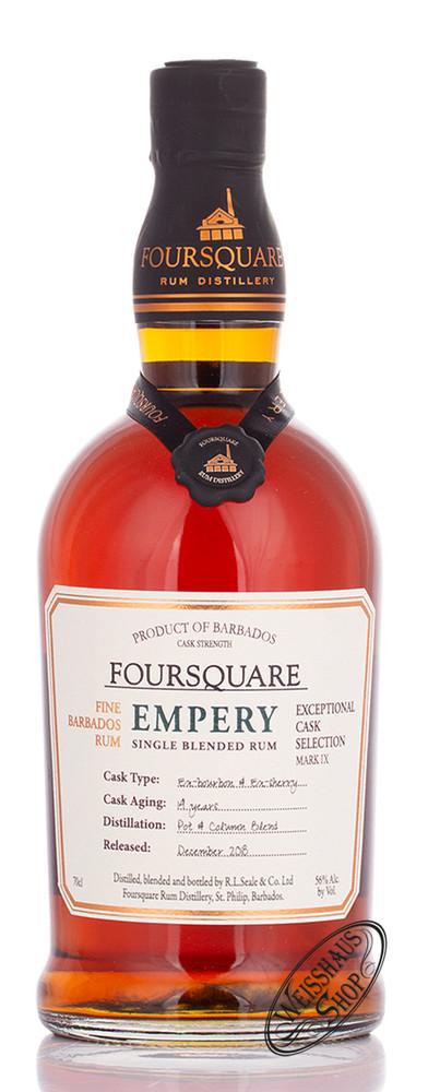 Foursquare Distillery Foursquare Empery 14 YO Rum 56% vol. 0,70l