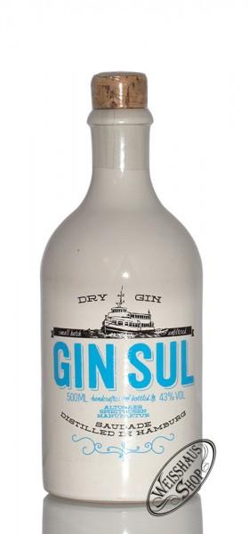 Gin Sul Dry Gin 43% vol. 0,50l