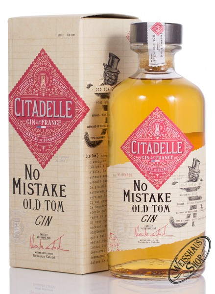 Citadelle Old Tom Gin 46% vol. 0,50l