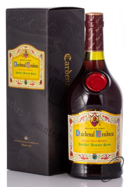 Cardenal Mendoza Solera Gran Reserva Brandy 40% vol. 0,70l