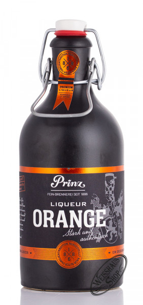 Prinz Orange Liqueur 37,7% vol. 0,50l
