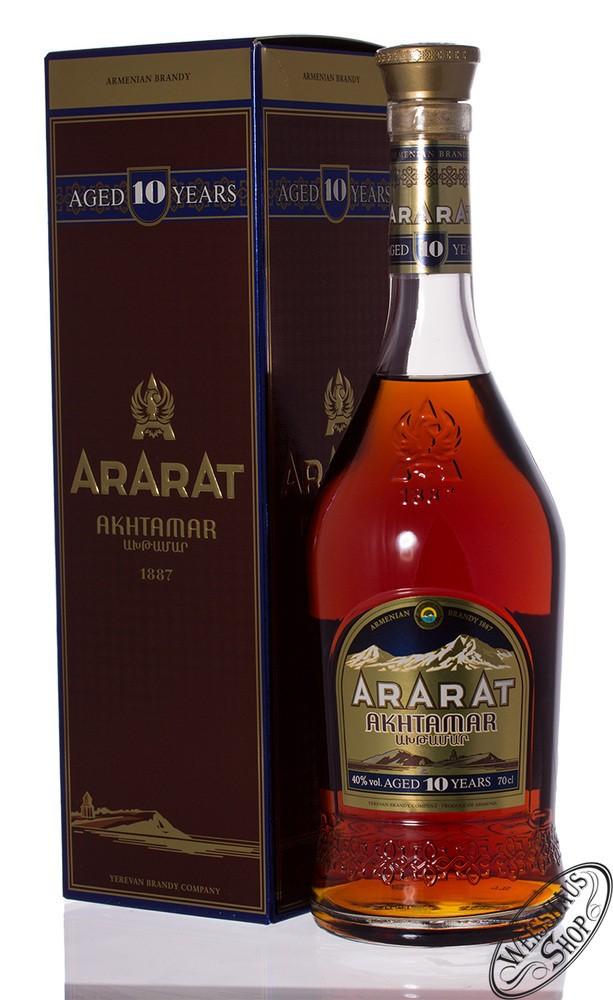 Ararat Akhtamar 10 YO Brandy 40% vol. 0,70l