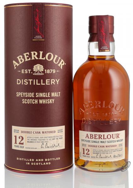 Aberlour 12 YO Double Cask Matured Whisky 40% vol. 0,70l