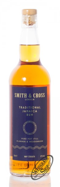 Smith & Cross Rum 57% vol. 0,70l