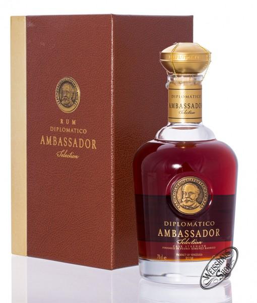Diplomatico Ambassador Rum 47% vol. 0,70l