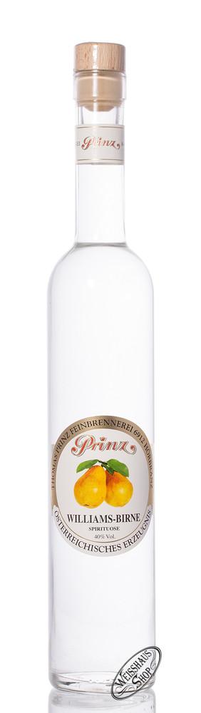 Thomas Prinz Prinz Williams-Birnen Schnaps 40% vol. 0,50l