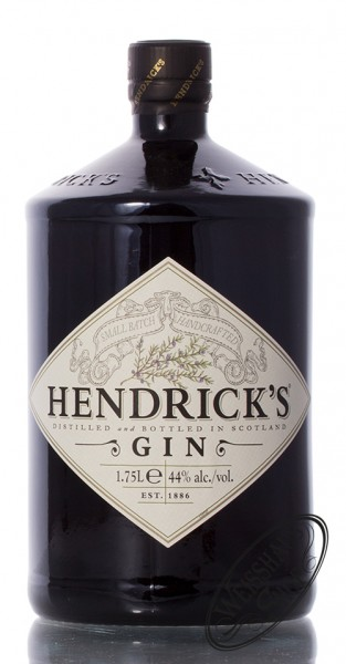 Hendrick's Gin 44% vol. 1,75l Magnum