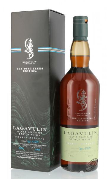 Lagavulin 16 YO Distillers Edition 2020 Whisky 43% vol. 0,70l