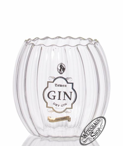 Bergbrennerei L�wen Gin Glas