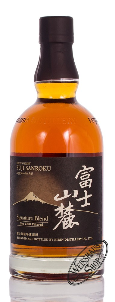 Kirin Distillery Kirin Fuji-Sanroku Signature Blend Whisky 50% vol. 0,70l