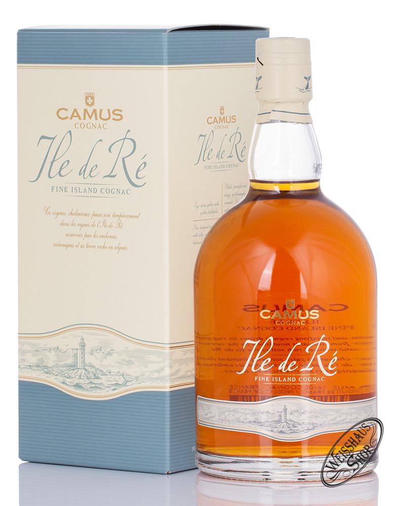 Camus Ile de R� Fine Island Cognac 40% vol. 0,70l