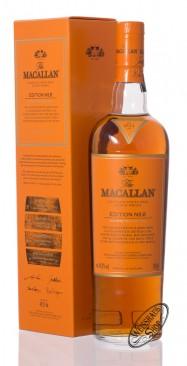 Macallan Edition No. 2 Whisky 48,2% vol. 0,70l