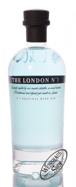 London No. 1 Original Blue Gin 47% vol. 0,70l