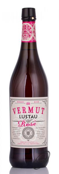 Lustau Vermut Rosé 15% vol. 0,75l