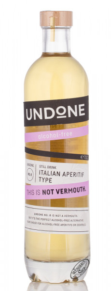 UNDONE No. 8 Italian Aperitif This is Not Vermouth 0,70l