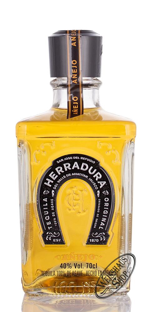 Herradura Anejo Tequila 40% vol. 0,70l