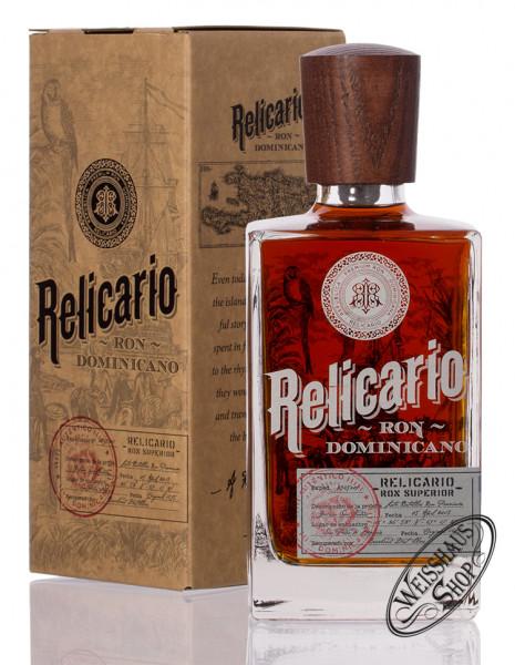 Ron Relicario Dominicano Superior Rum 40% vol. 0,70l